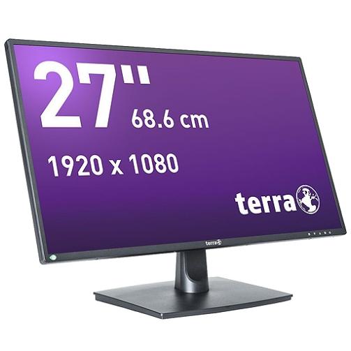 monitor bildschirm terra 2756w 68 6cm 27 zoll led. Black Bedroom Furniture Sets. Home Design Ideas